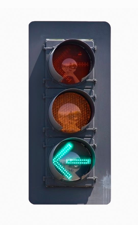 Left Turn Only