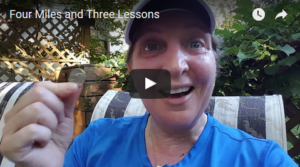 I Ran Four Miles – What I Learned About Business and Motivation